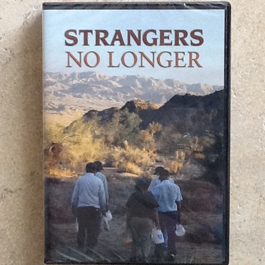 talking with strangers no longer